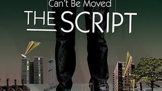 Video The Script - The Man Who Can't Be Moved (HD Lyrics) download MP3, 3GP, MP4, WEBM, AVI, FLV Juli 2018