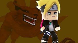Minecraft: BORUTO - BORUTO TEM O PODER DA KYUUBI #21