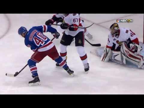 Ottawa Senators  vs  New York Rangers - May 2, 2017 | Game Highlights | NHL 2016/17