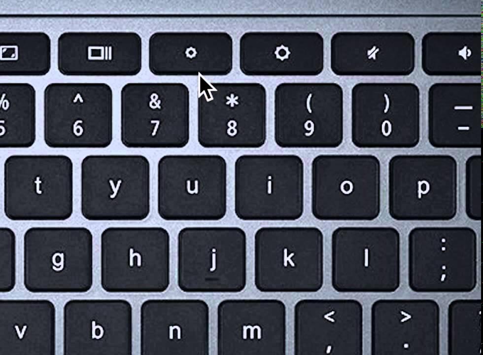1c87afe08df Chromebook Keyboard Keys - YouTube