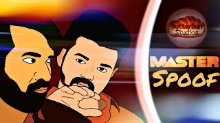 Master-Movie Spoof   Animated Video   Let's spoof Master #master #tamil #movie #theri #vijay