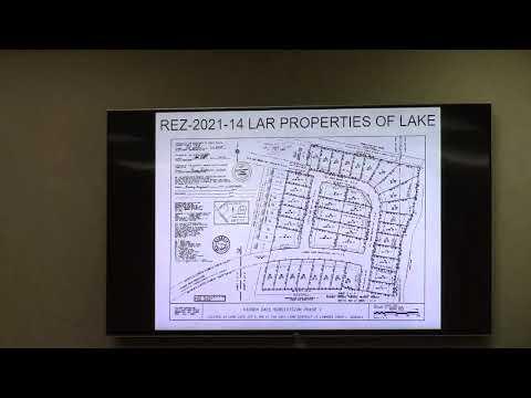4. REZ-2021-14 LAR Properties of Lake Park, 5359 Mill Store Rd. P-D to C-H