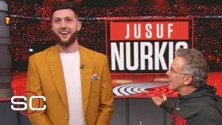 Playing against Kobe Bryant for the first time was a dream - Jusuf Nurkic   SportsCenter