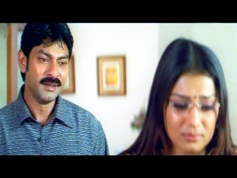 Kushi Kushiga Sentiment Scene - Legend Jagapathi Babu, Nikita