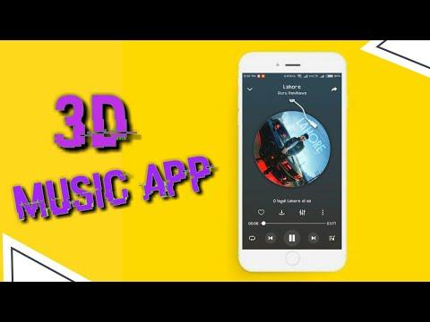 Best 3D music app 2018, Now Listen music in 3D