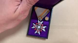 【激レア】勲五等瑞宝章 瑞鳳双光章 メダル