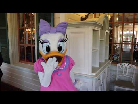 Character Breakfast at Plaza Gardens