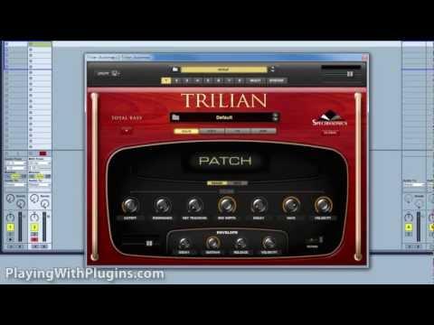 Spectrasonics Trilian | Review | PlayingWithPlugins