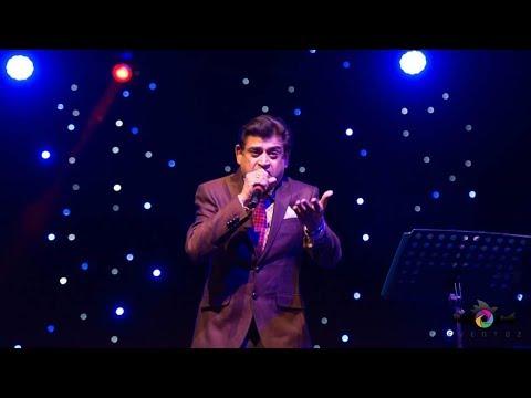 Amit Kumar   Live In Sydney   Yeh Zameen Ga Rahi Hai