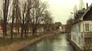 Маленькая Франция в Страсбурге (La Petite France, Strasbourg) CostablancaVIP(www.costablancavip.ru , http://костабланка.рф/ Квартал Маленькая Франция в центральном районе Страсбурга (Strossburi, Strasbourg,..., 2013-11-21T14:30:54.000Z)