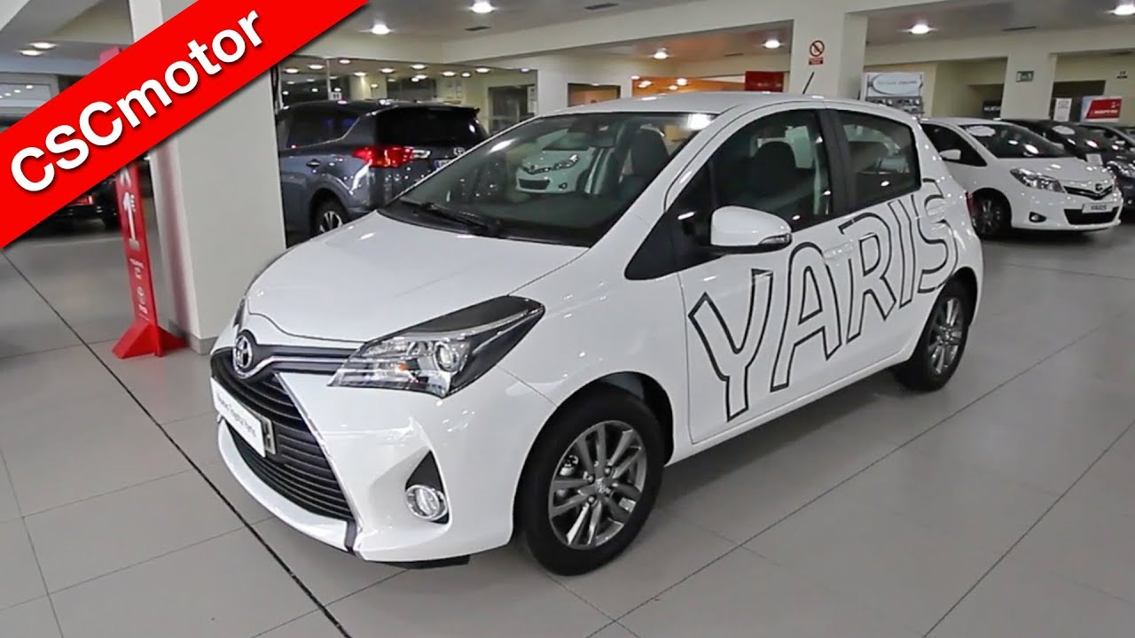 toyota yaris 2015 revisi n en profundidad y encendido. Black Bedroom Furniture Sets. Home Design Ideas
