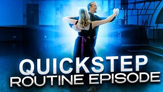 Basic Quickstep & Advanced Quickstep | Ballroom Ma