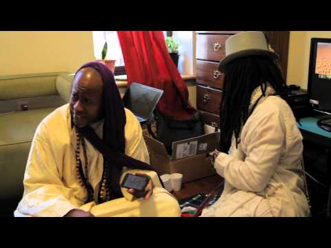 Cheikh Ahmadou Bamba and Sufism - Live from Brooklyn