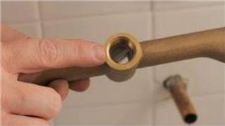 Shower Repair : How to Fix a Tub Faucet When Water Comes Out Both Shower Head & Faucet