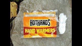 Rudiger Roll Hand Warmer - Hot Hands - Rudiger Roll and Fire Roll Rust Origins