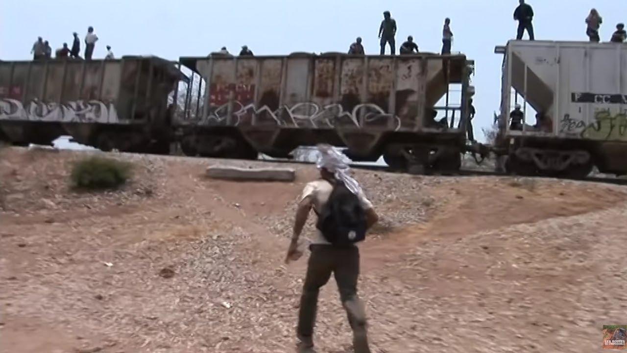 Les routes de l'impossible - Mexique, un train vers l'eldorado