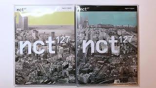 Unboxing NCT 127 엔시티 127 1st Full Album Regular-Irregular (Regular & Irregular Versions)