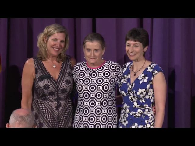 WITA Annual Awards Dinner 2017 - Lighthouse Award: Meredith Broadbent