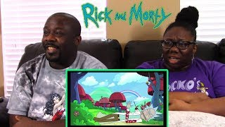 Rick and Morty 3x9 REACTION {ABC's of Beth}