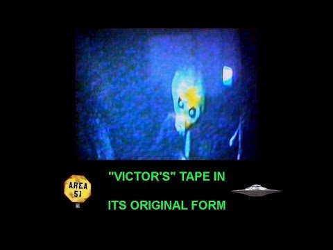 "The Alien Interview Video - ""Victor's"" Tape In Its Original Form (Original Upload)"