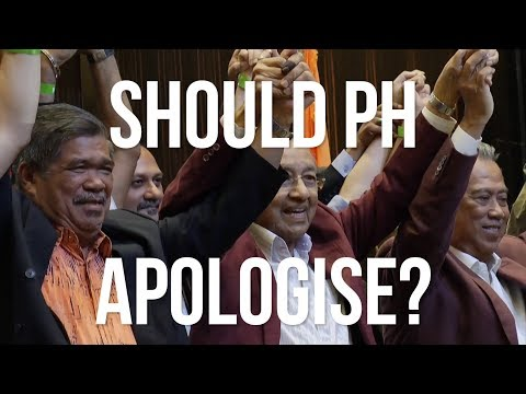 10 promises in 100 days: Should PH apologise for not fulfilling them?