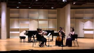 Mozart oboe quartet- I. Allegro