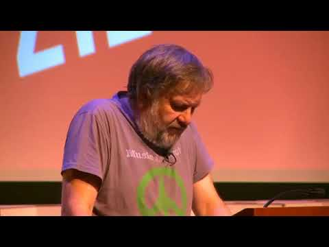 Slavoj ZIzek  Global capitalism generates moral vacuum, we n