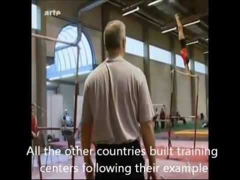 Romania Vs. USSR Gymnastics Documentary (arte 2001) W/ English Subs (Part 1)