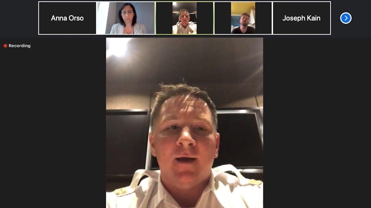 """Fishtown Zoom call devolves after police captain says 'Black lives matter, white lives matter,"""""""