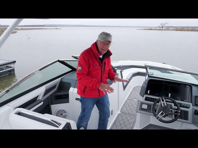 Cobalt R6 R8 Outboards - Instructional