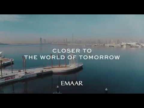 Dubai Creek Harbour construction update april 2019