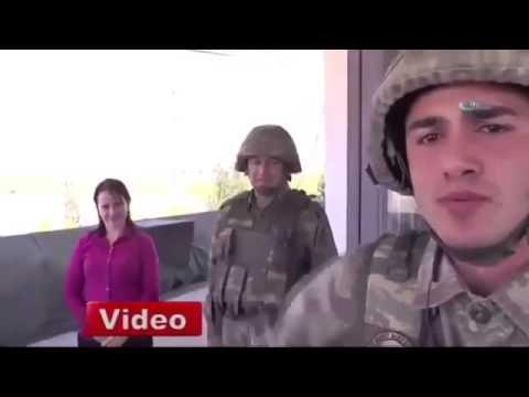 Annem annem sen üzülme Turk askerii..