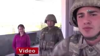 Annem annem sen üzülme Turk askerii.. Video