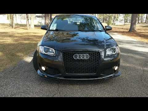 Audi A3 facelift conversion 8P body kit