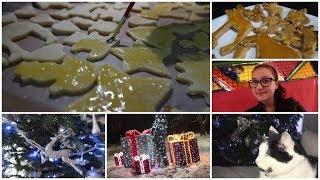 Winter Vlog#4/Pieczemy ciasteczka!