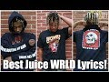 Top 10 Juice WRLD Lyrics