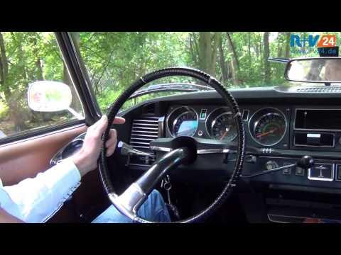 R+V24 Oldtimer Classic: Citroen DS 21 Pallas