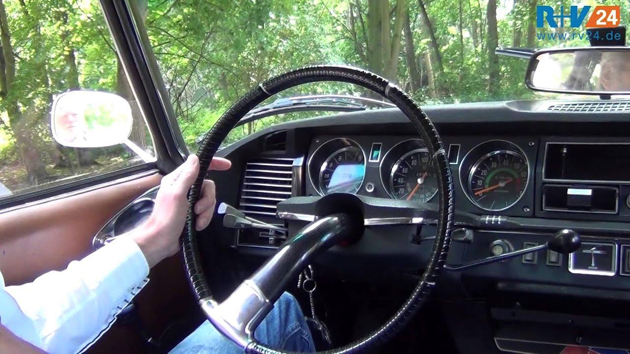 R+V24 Oldtimer Classic: Citroen DS 21 Pallas - YouTube