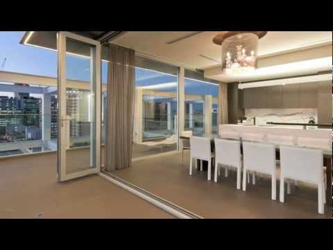 For Sale:  Luxury Adelaide CBD Penthouse Spanning Entire 12th Floor