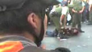Masacre en el barrio chino