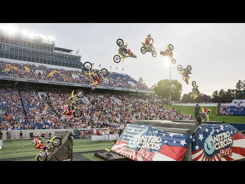 Moto X Freestyle Final: FULL SHOW | at X Games Sydney 2018 from YouTube · Duration:  1 hour 12 minutes 44 seconds