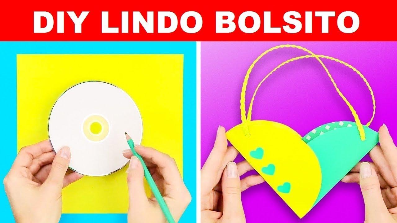 20 Lindas Y Pequenas Manualidades Para Ninas Youtube - Manualidades-nias