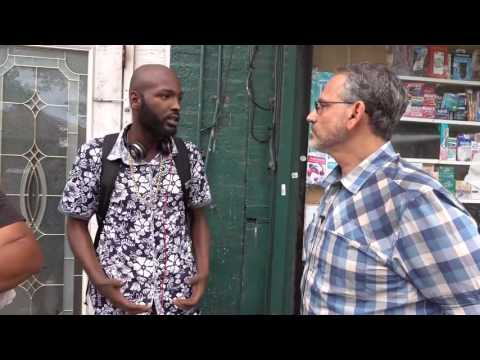 NYC workers discuss police killings, inequality with Jerry White