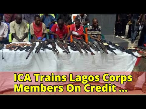 ICA Trains Lagos Corps Members On Credit Analysis