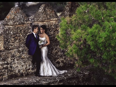 Álbum de boda en piel | Antonio & Cristina