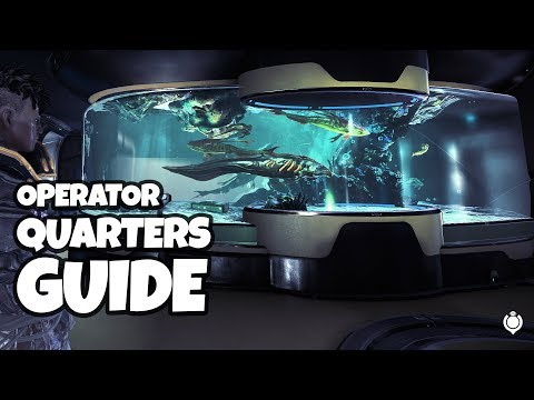 WARFRAME: OPERATOR ROOM GUIDE