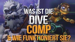 Was ist die Dive Comp und wie funktioniert sie? | Overwatch Meta Talk | Deutsch