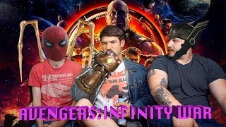 Josh & Matt Dynamic Duo: The Avengers Infinity War