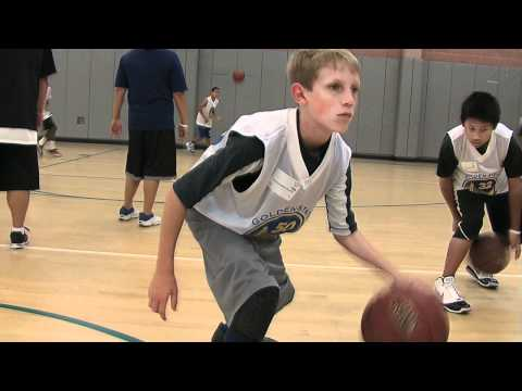 2011 Warriors Basketball Camp - Iron Horse Middle School
