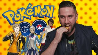 Pokémon Go | Hot Pepper Game Review ft. Tim Gettys